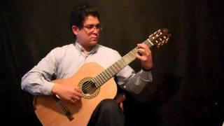 Guitar Etude 22 by Rafael Scarfullery, Classical Guitar Teacher, Composer, Charlottesville, Virginia
