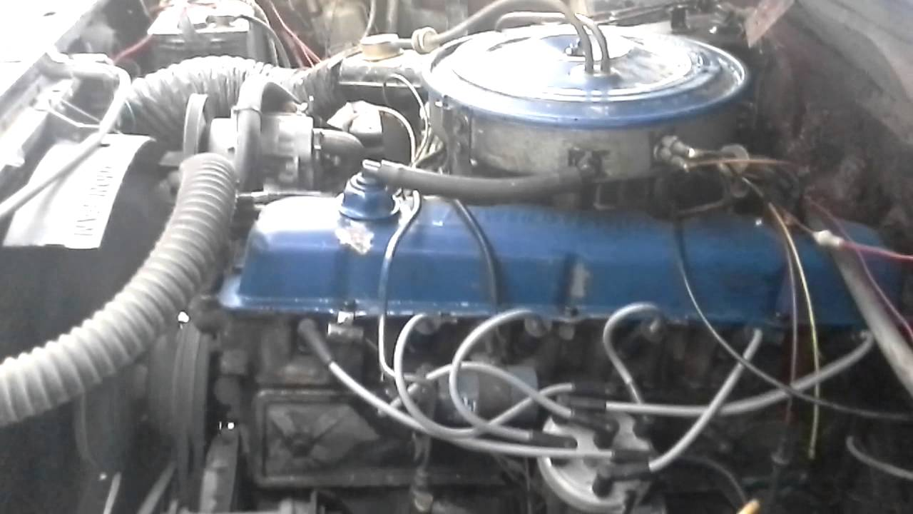 small resolution of 1983 f150 4 9l i6 300 youtube 1983 ford f 150 300 engine diagram