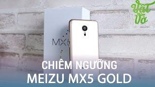 Vật Vờ| Chiêm ngưỡng Meizu MX5 vàng & đánh giá Flyme OS 5.1(Meizu MX5 vàng là sản phẩm chính hãng, thiết kế đẹp, sang trọng. Máy mới được nâng cấp lên Android 5.1 với giao diện mới. ** Video review, trên tay, các..., 2016-02-23T12:30:00.000Z)