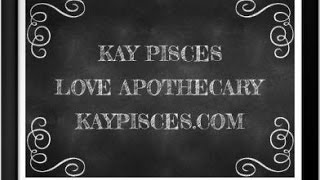 PISCES NOVEMBER 2015 LOVE EDITION TAROTSCOPE KAY PISCES
