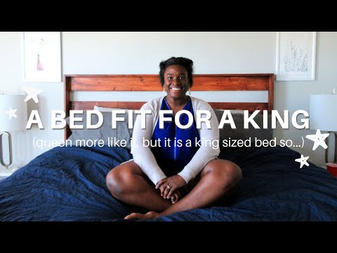 How to build a King Size Headboard | Melia Janae