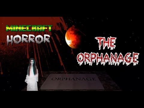 Play With Ch1ba - Minecraft Horror - The Orphanage - Квадратные ужасы