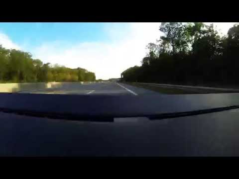 Driving in Germany - On the Autobahn