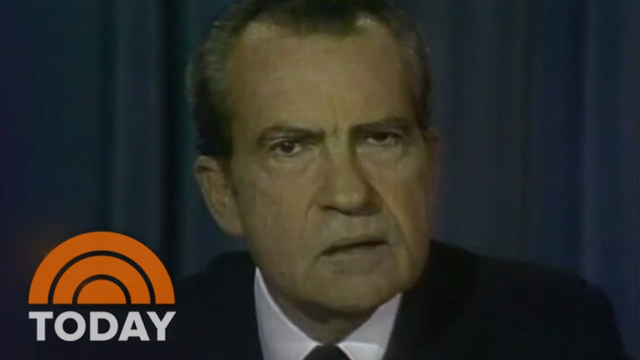 president nixon resigns watergate scandal archives today president nixon resigns watergate scandal archives today