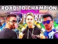 Road To Champion! Let's Get Ready To Rumbleeeeeeee #36