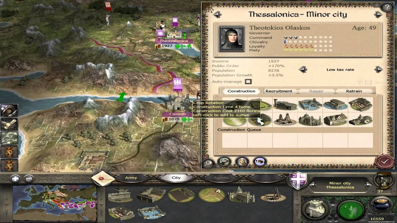medieval 2 total war beginners guide