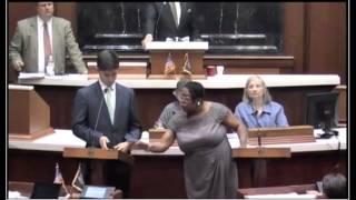 Black Indiana Democrat Accuses GOP Member