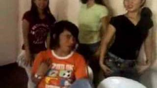 Babae Po Ako (ABE Tacloban Students