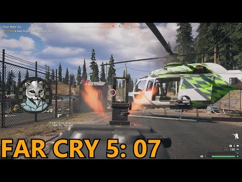 Far Cry 5: Let's Play 07 - Water Treatment