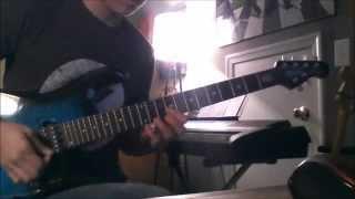 DRAKE - ENERGY (GUITAR COVER) IMPROVISATION