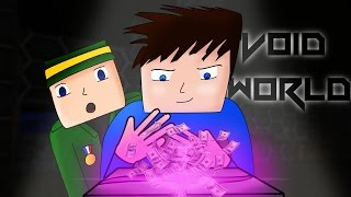 Aventure modée Minecraft - Void world - Ep 1