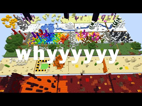 Life is good, so why did I parkour in minecraft