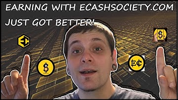 🔥 YOU CAN NOW USE OFFERTORO WITH ECASHSOCIETY.COM!!? [WEBSITE UPDATE]