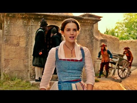 Emma Watson Sings 'Belle' In Disney's 'Beauty And The Beast' (2017)