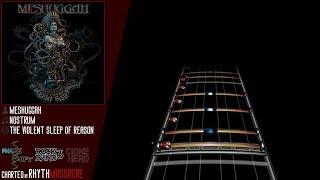 Meshuggah - Nostrum (Drum Chart)