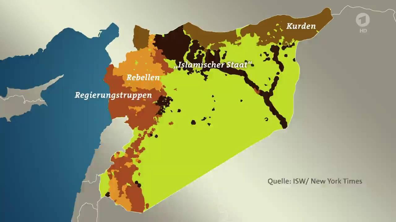 Wie Entstand Der Krieg In Syrien