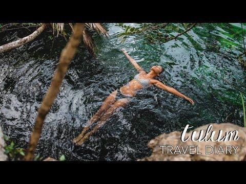 Travel Diary: Tulum, Mexico