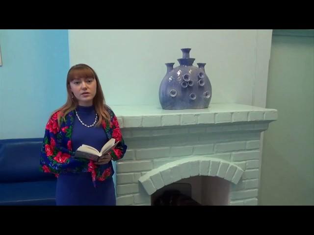 Изображение предпросмотра прочтения – ЕкатеринаРябова читает произведение «У камина» А.А.Фета