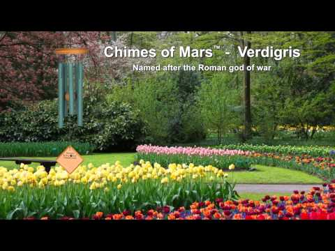 Chimes of Mars - Verdigris by Woodstock Chimes Thumbnail