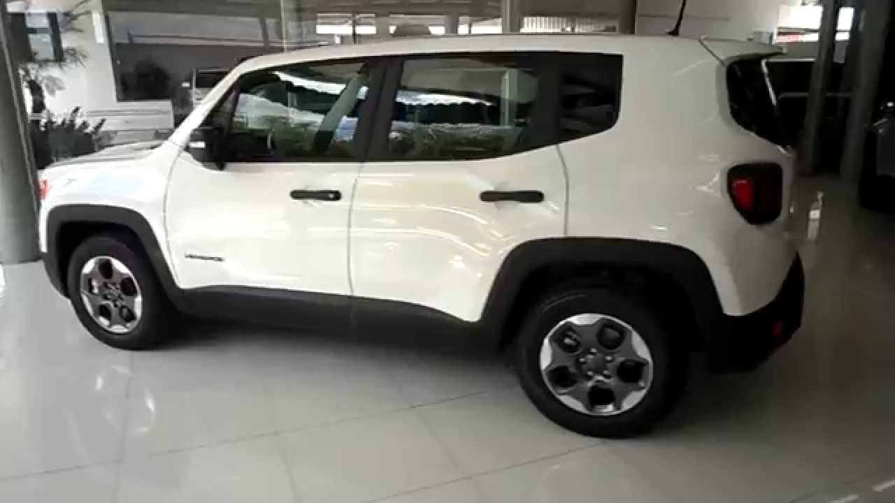 auto realidade jeep renegade sport youtube. Black Bedroom Furniture Sets. Home Design Ideas