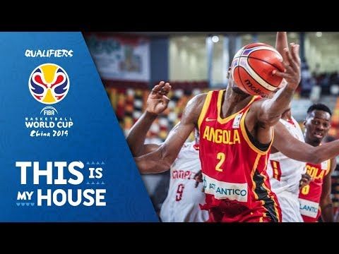 Cameroon v Angola - Highlights - FIBA Basketball World Cup 2019 - African Qualifiers
