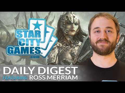 Daily Digest: G/W Tokens with Ross Merriam [Modern]