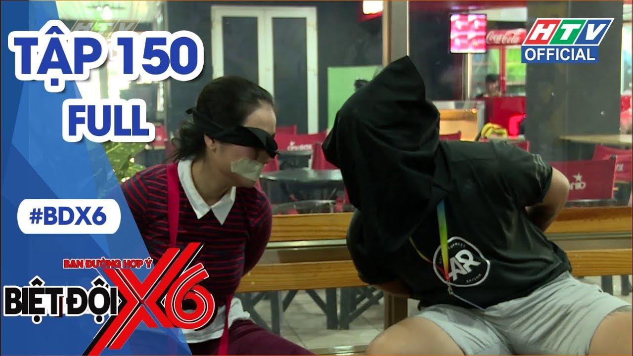 image BIỆT ĐỘI X6 | Bảo Kun quay lại quyết đòi 3 chùm lông chân | BDX6 #150 FULL | 30/11/2018