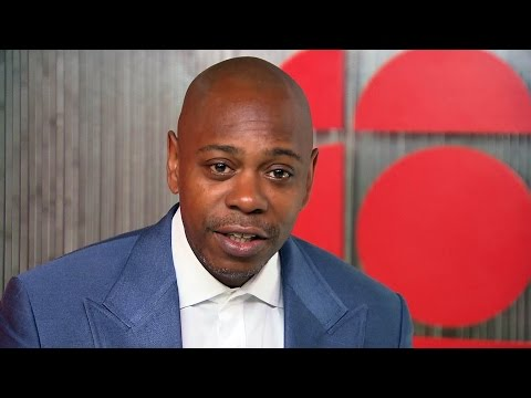 Thumbnail: 'Trump's kind of bad for comedy,' says Dave Chappelle