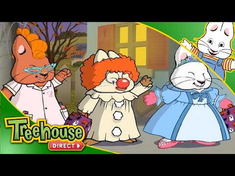 Max & Ruby: Halloween HD Compilation (Ep.63, 54, 65)