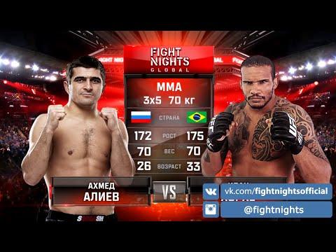 Ахмед Алиев vs. Иван Хорхе / Akhmed Aliev vs. Ivan Jorge