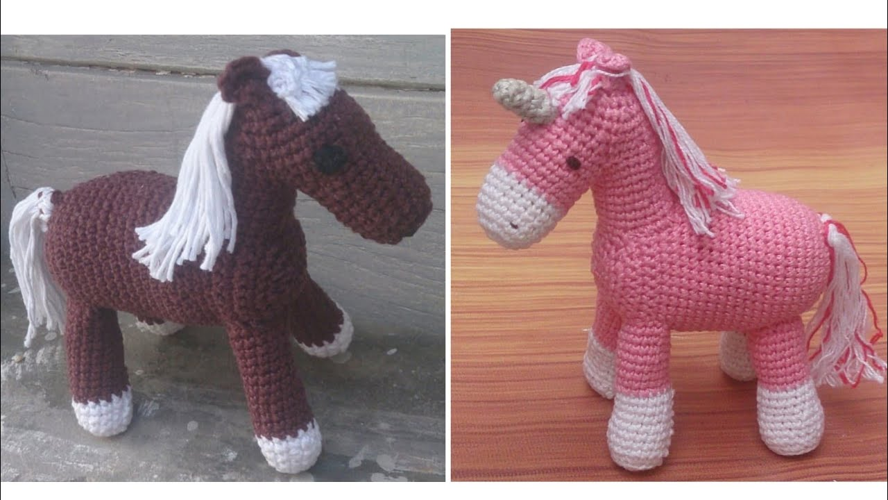 amigurumi cavalo – Meu Mundo de Crochê   720x1280