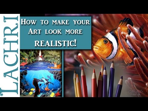 tips-to-make-your-art-look-more-realistic-and-less-cartoony!-art-q&a-w/-lachri