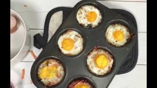 How to Make Potato Egg Baskets | Cooking Light