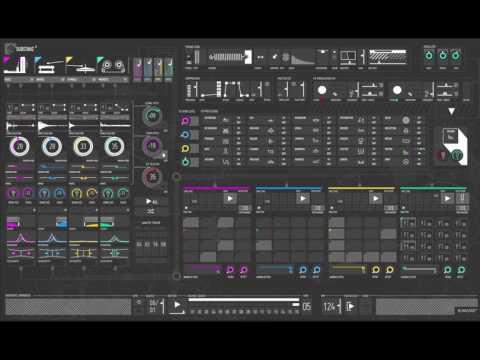 Blinksonic° Substanz For NI Reaktor - demo track #05