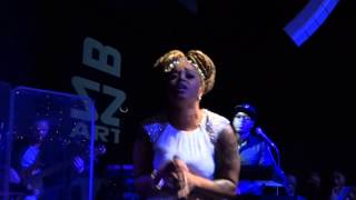 Chrisette Michele - Better {Live@ Bizz