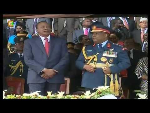 Intense Lobbying Ahead Of Gen. Karangi Retirement