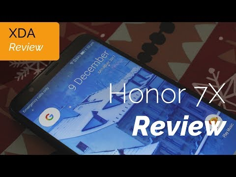 Honor 7X Review: Best Budget Phone of 2017