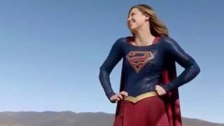 Supergirl x The Flash - Behind the Scenes | Melissa & Grant Funny Moments