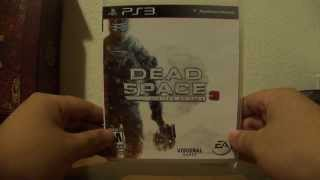 KSN Gaming's Dead Space 3:  Limited Edition Unboxing (PS3)