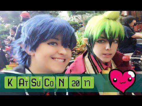 KATSUCON 2017 vlog