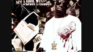 LIL KEKE-ACT A FOOL WIT IT[SCREWED N CHOPPED]