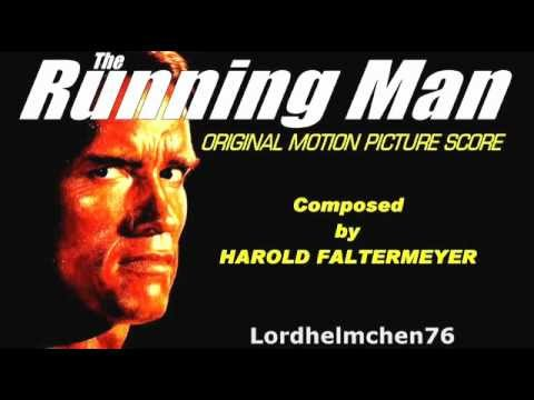 The Running Man Soundtrack Intro Score Suite Harold Faltermeyer
