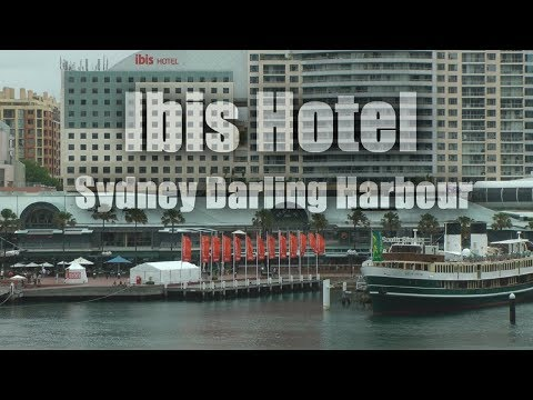 Ibis Hotel, Darling Harbour, Sydney ( HD )