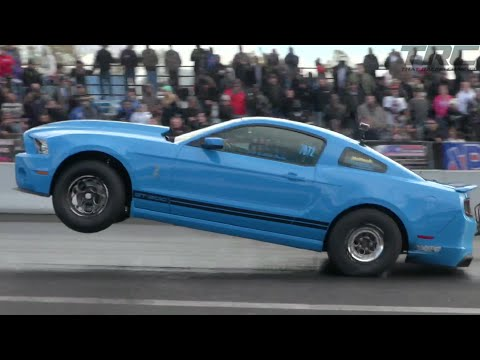 Jelacy rides in 900hp Evo IX | FunnyCat.TV