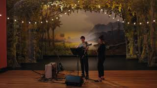 """Angel Olsen and Hand Habits """"Walls"""" (Tom Petty Cover)"""