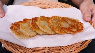 감자전 이렇게 하면 무조건 성공합니다. :: 감자만 있…