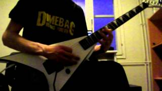 Warmen - Accept The Fact (Guitar Cover)