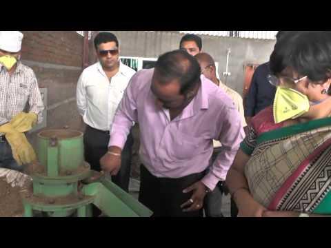 Pelleting Facility at Nagpur (part 1)