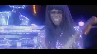 Daft Punk feat. Pharrell Williams -  Get Lucky (Remix) (Music Video) (HD)