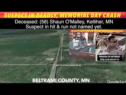 Authorities Have Suspect In Deadly, Memorial Day, Beltrami County Crash